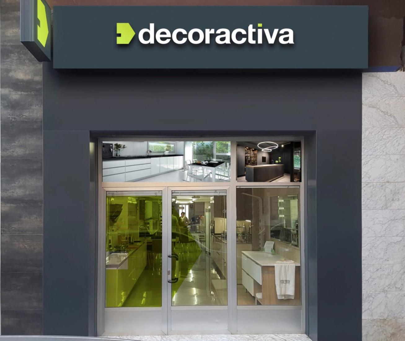 Decoractiva es una cadena de más de 200 tiendas de muebles de cocin