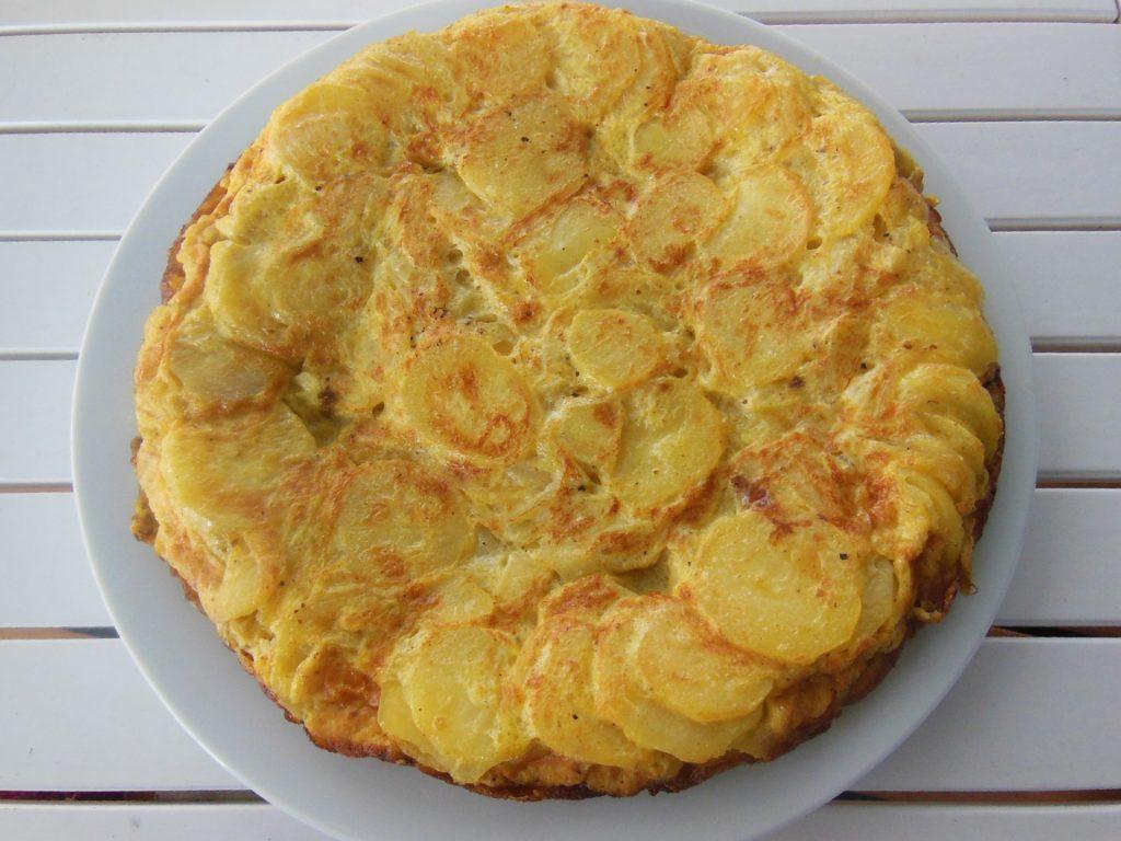 Trucos para hacer la mejor tortilla de patatas