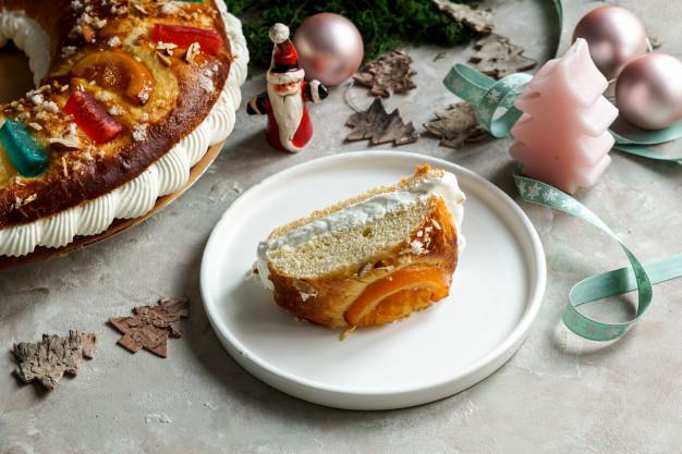 Roscón de Reyes, el dulce que reina en Navidad
