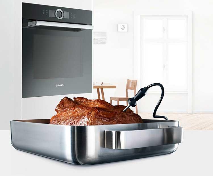 ¿Para qué sirve una termosonda para el horno?