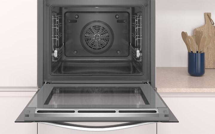 Las ventajas del ventilador en el horno Balay