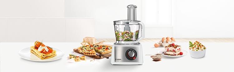 Pon un procesador de alimentos en tu cocina